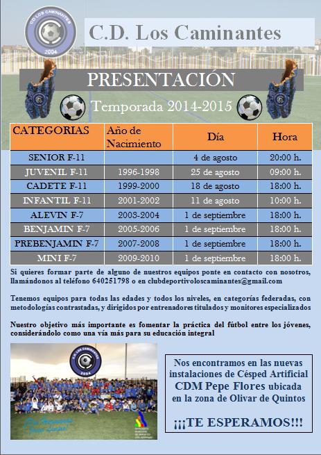 presentacion2014-2015