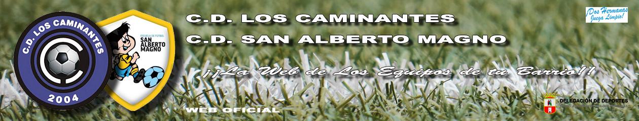 C.D. LOS CAMINANTES C.D SAN ALBERTO MAGNO